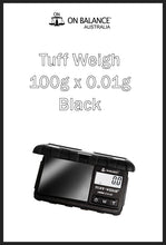 Scales -TF100BK - Black