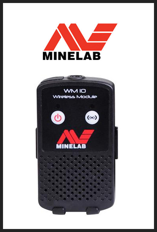 Minelab Wireless Audio Module WM10-CTX 3030