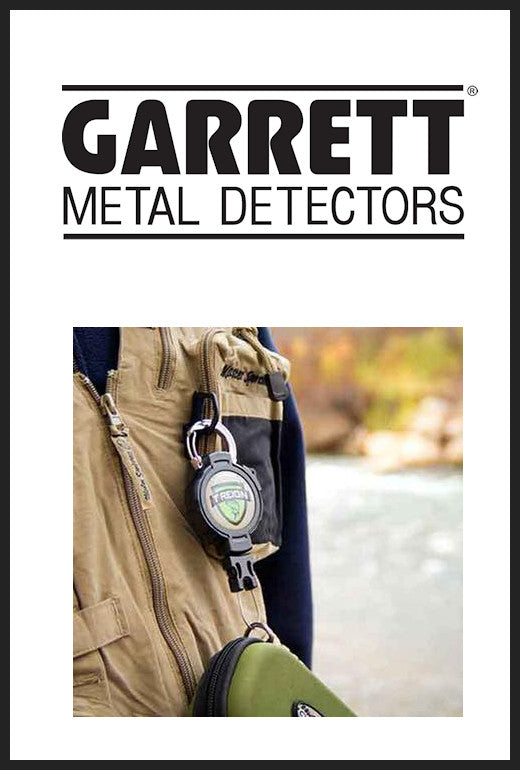 Garrett Retractable Lanyard with Carabiner