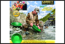 Garrett Deluxe Gold Pan Kit