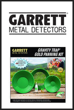 Garrett Gold Pan Kit