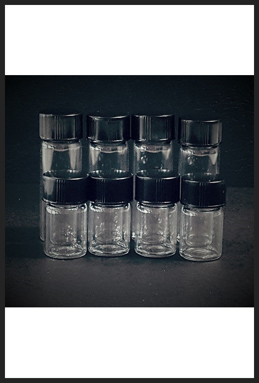 Glass Vial Pack
