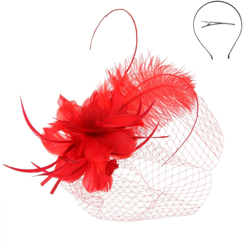 Fascinator Feather