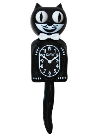 Kitty Kit cat clock