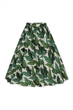 Rainforest 50s Skirt