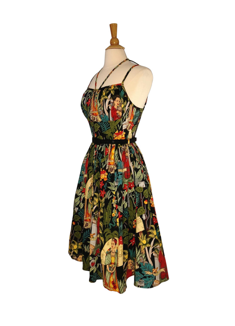 Mokapu dress- Frida