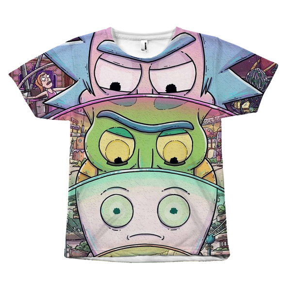 Miniverse - Rick & Morty [All over print]