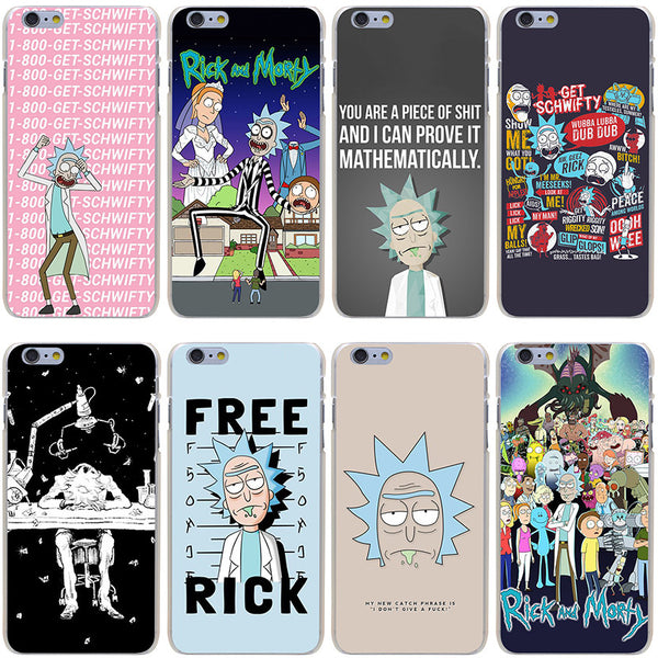 iPhone Cover - Rick And Morty!
