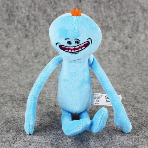Rick and Morty Happy & Sad Meeseeks Plush Stuffed Toy
