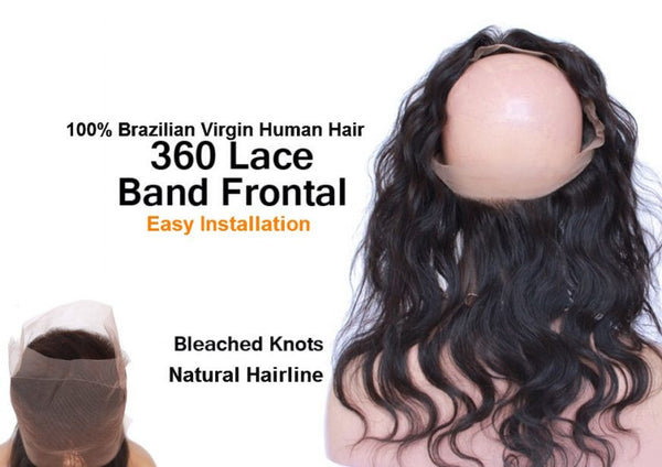T.H.E 360 Lace Frontal