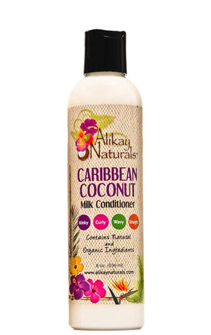 Alikay Caribbean Coconut Milk Conditioner 8oz