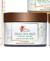 Alikay Dead Sea Mud  Facial Mask 8oz