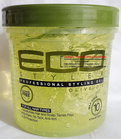 Eco Style Gel Olive Oil 16oz