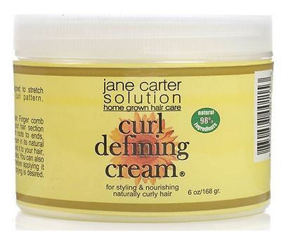 Jane Carter Solutions Curl Defining Cream 6oz
