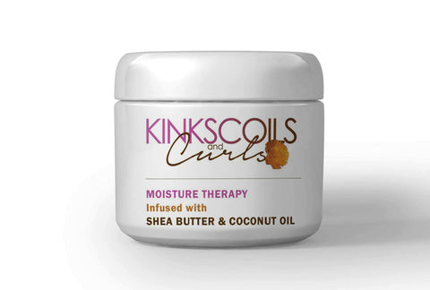 Kinks Coils and Curls Moisture Therapy 4oz