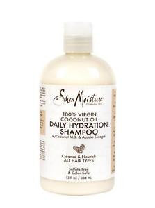 VIRGIN COCONUT OIL 100% DAILY HYDRATION SHAMPOO
