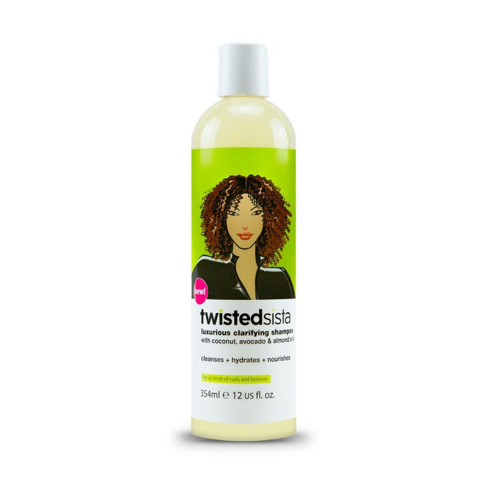 TwistedSista - Luxurious Clarifying Shampoo 12oz