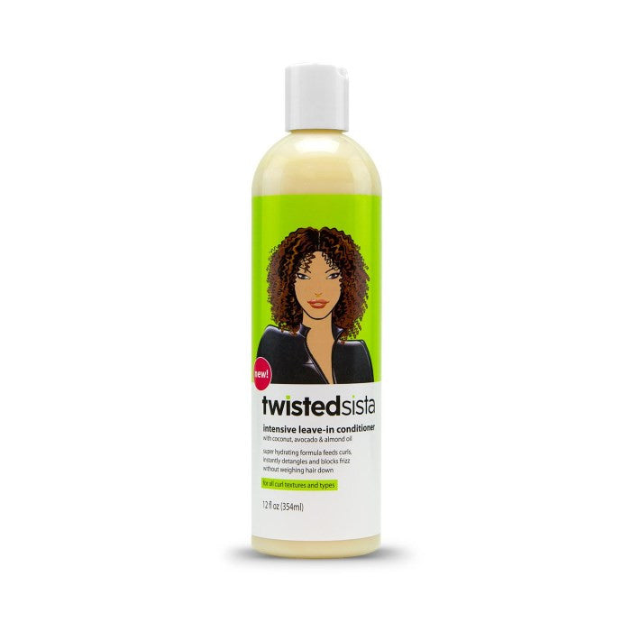 TwistedSista- Intensive Leave-In Conditioner 12oz