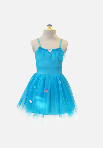 Butterfly fairy dress