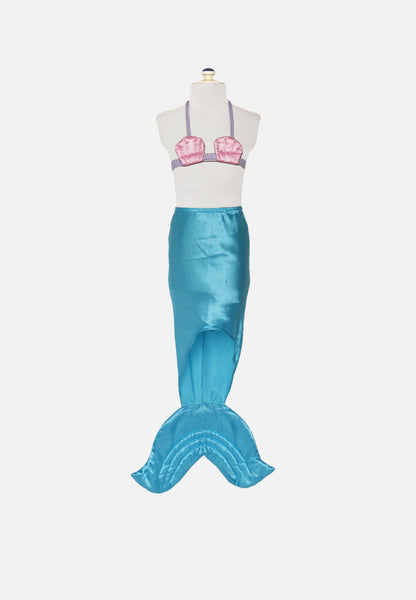 Ariel-and-friends Mermaid costume