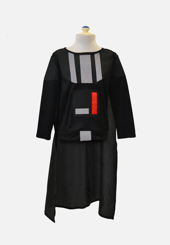 Darth Vader top and cape