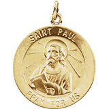 St. Paul the Apostle Medal