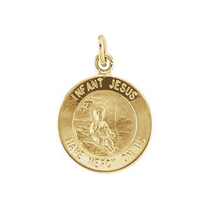 Infant Jesus Medal