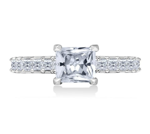 Karl Lagerfeld Pyramid Engagement Ring