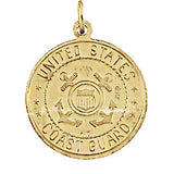 St. Christopher U.S. Coast Guard Medal