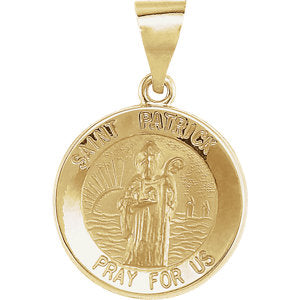 Hollow St. Patrick Medal