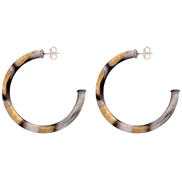 Sheila Fajl Arlene Hoop Earrings