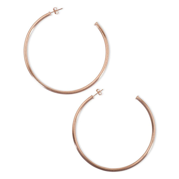 Sheila Fajl Stella Hoop Earrings