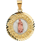 Mi Primera Communion (First Holy Communion) Medal