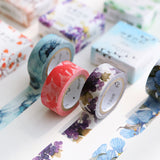 Four Seasons Themed Washi Tape