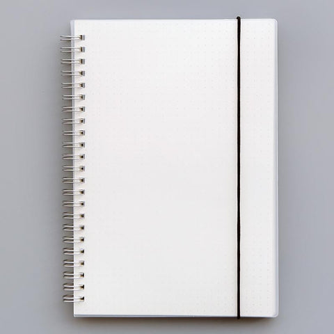 Coiled  Notebook (Dot, Grid, Blank, Line)