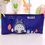 Totoro Canvas Pencil Case