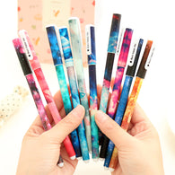 Galaxy Color Gel Pen 10 Pack