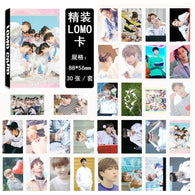30 PCS Seventeen Kpop Lomo Card Set