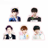 EXO Chanyeol Kpop Stickers