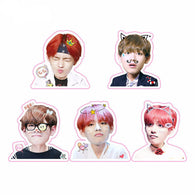BTS V Kpop Stickers (2 Designs)