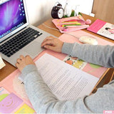 Desk Mouse & Memo Mat