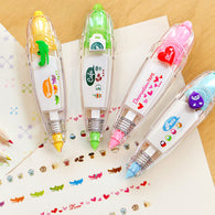 Cute Decorative Correction Tape (Various Designs)