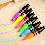 6 PCS Mini Highlighter / Marker Set