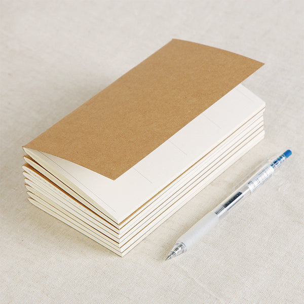 Traveler's Notebook Inserts (100gsm)