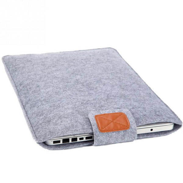 Premium Wool Felt Soft Laptop Sleeve