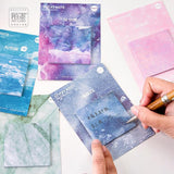 Marble Sticky Notes / Memo Pads