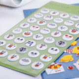 Cute Cartoon Characters Stickers