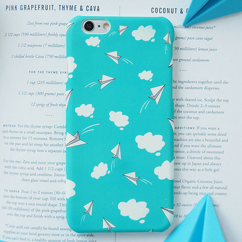 Paper Planes iPhone Case