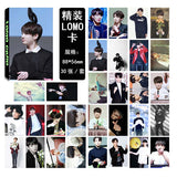 30 Pcs BTS Jungkook Lomo Cards Set (3 Designs)