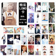30 Pcs BTS V Lomo Cards Set (3 Designs)